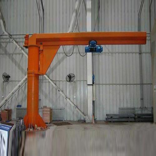 Jib_Crane_manufacturing_in_udaipur_rajasthan